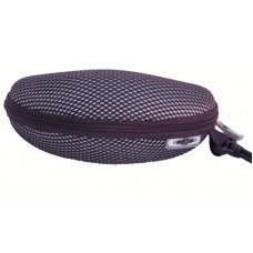 Rigid Glasses case with Carabiner Hook