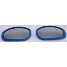 Polarisers for Blue RxMulti3D glasses