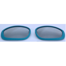 Polarisers for Cyan RxMulti3D glasses