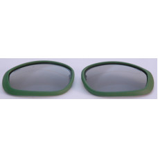 Polarisers for Green RxMulti3D glasses