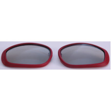 Polarisers for Red RxMulti3D glasses