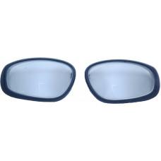 Polarisers for Black RxMulti3Di glasses