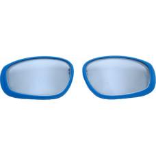 Polarisers for Blue RxMulti3Di glasses