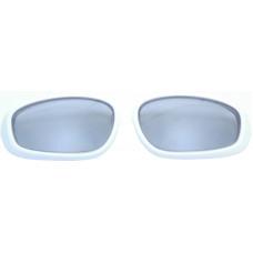 Polarisers for White RxMulti3Di glasses