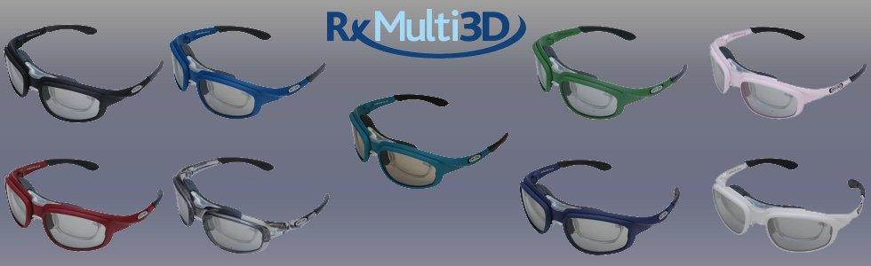 RxMulti3D prescription glasses