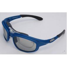 RxMulti3D Blue Prescription 3D and 2D Glasses