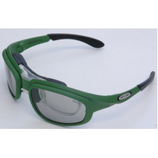 RxMulti3D Green prescription 3D and 2D glasses