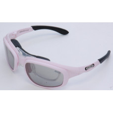 RxMulti3D Pink prescription 3D and 2D glasses